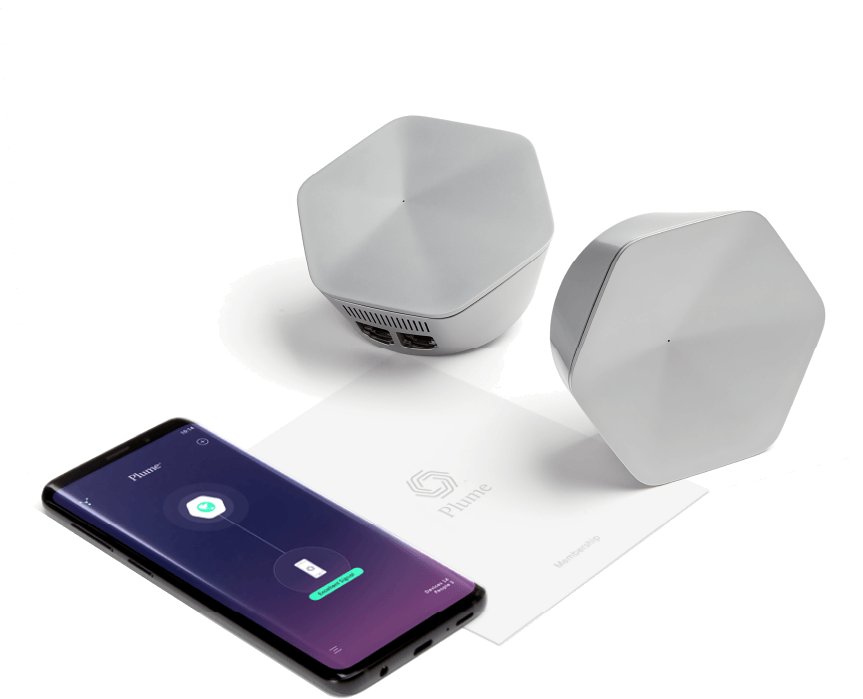 Plume devices